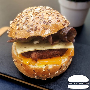 Meilleur burger Végétarien livraison Perpignan.