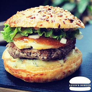 Le Forézien Burger en livraison.