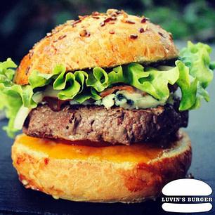 Meilleur burger Perpignan. Le Roquefort