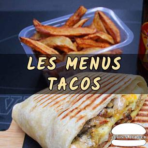 Menus Tacos Maison
